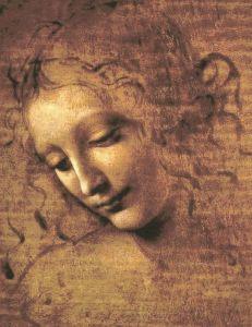 La Scapigliata. Da Vinci